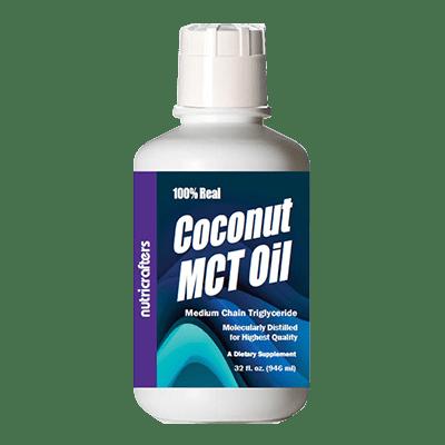 Coconut MCT Oil 32 ounce