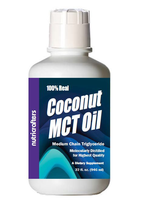Coconut MCT Oil