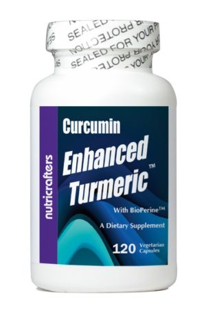 Curcumin Enhanced Turmeric