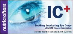 IC+ NAC Eye Drops