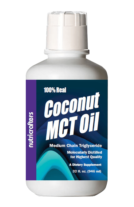 Coconut MCT Oil I