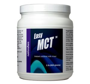 MCT Powder Bottle