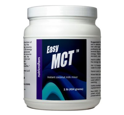 MCT Powder Bottle