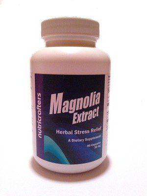 Magnolia 30mg Extract Photo