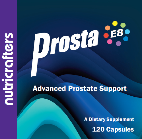 ProstaE8 Front Label