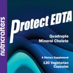 Protect EDTA label