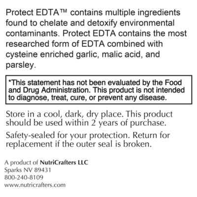 Protect EDTA Label Panel