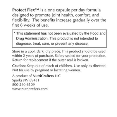 Protect Flex 60 Capsules