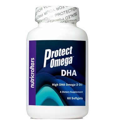 Protect Omega DHA 60 Softgels