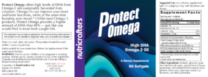 Protect Omega Label