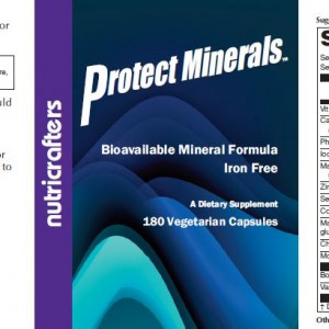 Protect Minerals Label