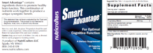Smart Advantage Label