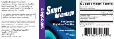 Smart Advantage Label
